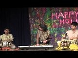 SRI BALAJI TEMPLE, AURORA TEMPLE:HOLI: RANG DE BASANTI: BINDA PATHAK&#039 S TABLA JUGALBANDI
