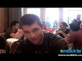 Snakkle Talks With Spartacus&#039 Newbie Liam McIntyre