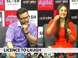 Saif-Kareena&#039 S First Public Appearance To Promote Agent Vinod