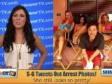 Selena Gomez Gets Arrested On &#039 Spring Breakers&#039