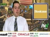Steelcase Shares Fall 9% On Friday
