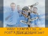 So, You Want To Work From Home...BEWARE Of Pyramid Schemes, MLM&#039 S...Is It A Real JOB???