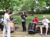 Summer Samba Drum Camp