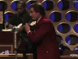 See Will Ferrell Get In Costume, Play The Flute To Announce Anchorman 2!