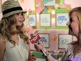 Sasha Pieterse #PLL @ GBK 2012 Kids Choice Awards Gift Suite