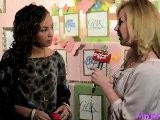 Savannah Jayde At GBK 2012 Kids&#039 Choice Awards Gift Lounge