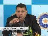 Star Bags Indian Cricket TV Rights For Rs. 40 Crores Per Match