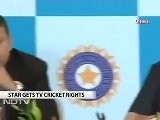 Star TV Bags Indian Cricket Rights Till 2018