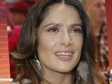 Salma Hayek: My Acne Sent Me Into Severe Depression
