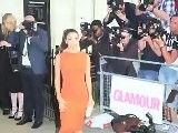 Stars Come Out For The Glamour Awards