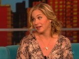 The View Christina Applegate On Motherhood!