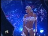 Torrie Wilson, Stacy Keibler And Dawn Marie Segments Smackdown 6.27.2002