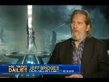 Tron: Legacy - Jeff Bridges Interview