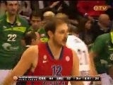 The 2011-12 Turkish Airlines Euroleague Regular Season Game 5 Bwin MVP Is Andrei Kirilenko From CSKA Moscow With 17 Points, 9