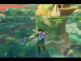 The Legend Of Zelda Skyward Sword Part 57 - Faron Woods Underwater ENG