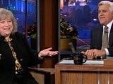 The Tonight Show With Jay Leno Kathy Bates, Part 2