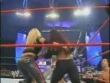 Trish Stratus Vs Lita Vs Gail Kim Vs Victoria - RAW 10.27.2003