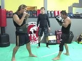 Training For Thai Boxing