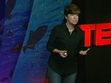 TED Talk: Edith Widder: Glowing Life In An Underwater World