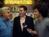 The Tonight Show With Jay Leno Backstage: Adam Carolla & Truth Or Dare
