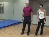 Triple-Step Swing Dance Steps