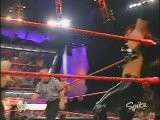 Trish Stratus And Maven Vs Steven Richards And Victoria - RAW 10.6.2003