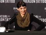 The Girl With The Dragon Tattoo Press Conference