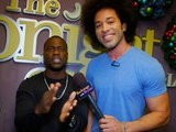 The Tonight Show With Jay Leno Backstage: Kevin Hart Foster The People