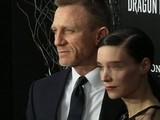 The Cast Of The Girl With The Dragon Tattoo Hits New York