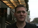 TMZ On TV Michael Buble: Christmas Caroling With TMZ