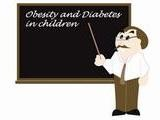 The Diabetes Risk Of Obese Children