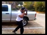 Tutorial On How To Get In A Truck In Some Skinny Jeans Swagged Up