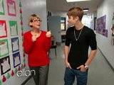 The Ellen Show Justin Bieber Visits Whitney Elementary