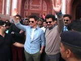 Tom Cruise And Anil Kapoor In India
