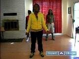 The Glide Hip Hop Dance Step