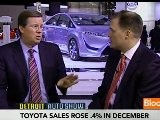 Toyota Revving To Get Back In The Game