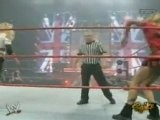 Trish Stratus Vs Stacy Keibler - RAW 10.11.2004