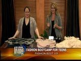 Teen Fashion Bootcamp-Fashion Boot Camp For Teens