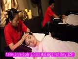 Thai Massage, Swedish Massage & Deep Tissue Massage In San Diego