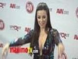 Taylor Vixen 2012 AVN AWARDS Show Red Carpet Arrivals