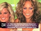 Tyra Banks - Top 10 Fun Facts
