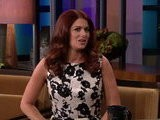 The Tonight Show With Jay Leno Debra Messing On Smash