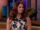 The Tonight Show With Jay Leno Debra Messing, Part 1