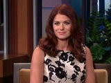 The Tonight Show With Jay Leno Debra Messing, Part 2