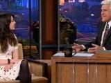 The Tonight Show With Jay Leno Miranda Cosgrove Drivers Test 2 6 12