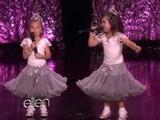 The Ellen Show Sophia Grace And Rosie Rap!