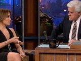 The Tonight Show With Jay Leno Jennifer Lopez On Marc Anthony