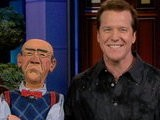 The Tonight Show With Jay Leno Comic Jeff Dunham, Part 1