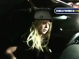 Tara Reid Sign Autographs At Mr Chow