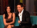The View Courtney Cox And Josh Hopkins